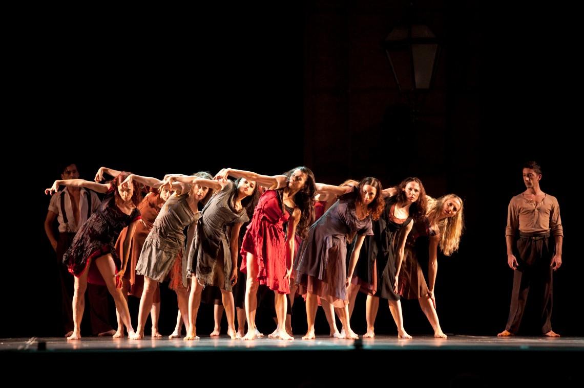 Teatro di San Carlo - CANTATA - Coreografia: Mauro Bigonzetti