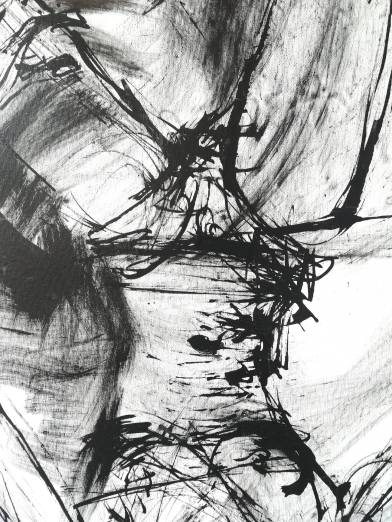 Turnings (Loving Georg Baselitz) 2