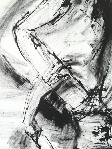 Turnings (Loving Georg Baselitz) 3