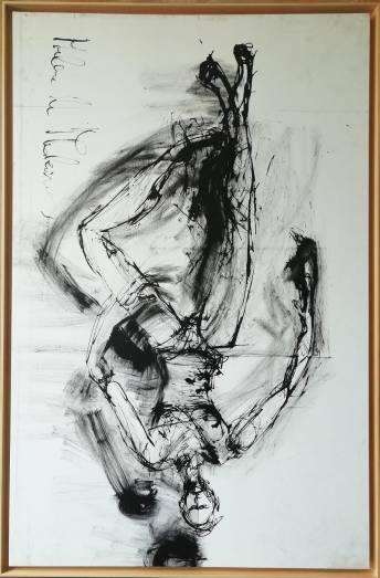 Turnings (Loving Georg Baselitz)